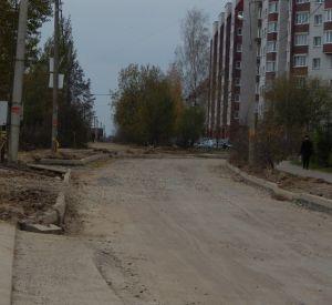 В Соловьиной роще перекрыли дорогу