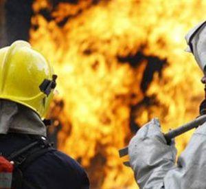В деревне Русилово сгорел дом