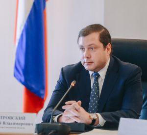 Губернатор Смоленской области поздравил горожан с Днем Государственного флага