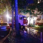 50 смолян эвакуировали из-за возгорания в жилом доме
