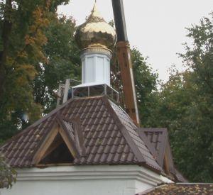 Возле больницы  в Смоленске возводят храм в честь святого Луки Крымского (видео)