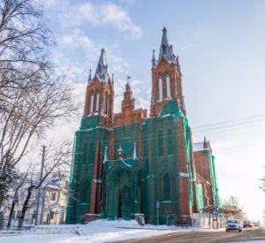 В Смоленске по факту использования костела предложили провести проверку