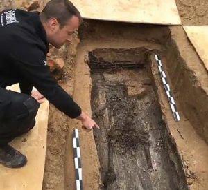 Найденные в Смоленске останки генерала Гюдена похоронят на родине