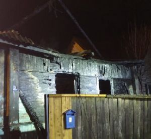 В гибели детей и взрослых при пожаре в Ельне винят чиновников