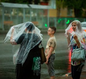 Внимание! В Смоленске ожидается резкое ухудшение погоды