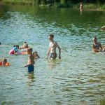 После жалоб смолян ввели запрет на купание в озерах