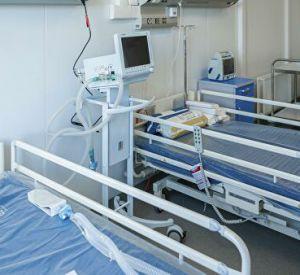 1055 коек развернули на Смоленщине для больных COVID-19