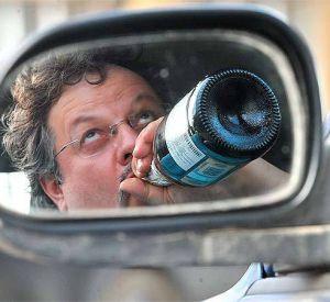В отношении пьяного водителя возбуждено уголовное дело
