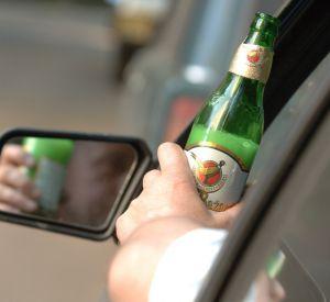 Инспекторы ГИБДД поймали пьяного водителя