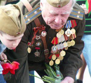 Ветеранов будут бесплатно стричь