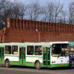 В Смоленске меняет режим работы общественный транспорт