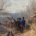 Смолянин утонул вместе с машиной в Александровском озере