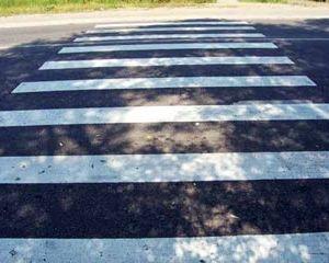 В Смоленске автомобиль сбил человека на пешеходном переходе