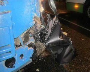 На месте ДТП в районе Серебрянки снова произошла авария
