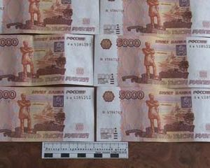 В Смоленске задержали преступников, которые расплачивались фальшивыми купюрами