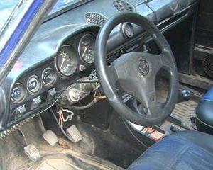 В Смоленске оперативно раскрыли угон автомобиля