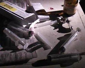 В Смоленске ликвидирован очередной наркопритон