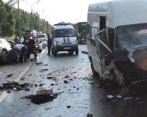 В ДТП в Смоленской области погибла 11-летняя девочка