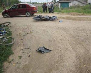 В Смоленской области в ДТП погиб мотоциклист