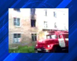 В поджоге больницы в Дорогобужском районе подозревают пациента