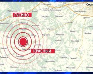 В Смоленской области человек погиб в ДТП, врезавшись в газопровод