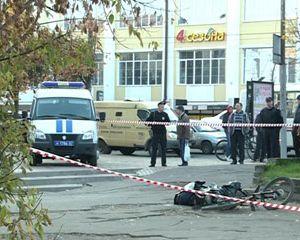 В Смоленске ищут преступников, расстрелявших людей в центре города