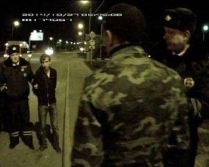 В Смоленске задержали мужчину с пакетом амфетамина