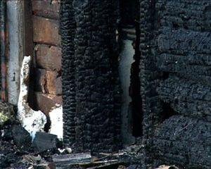 В Велиже на пожаре погибла местная жительница и ее 12-летняя дочь