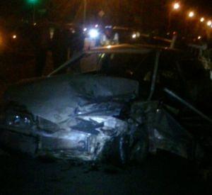В Смоленской области в лобовом столкновении пострадали шесть человек