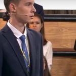 Смолянин принял участие в телепередаче «Умницы и умники» (видео)