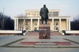Памятник Ленину в Вязьме переносить не собираются