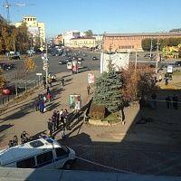 Следователи считают,что преступники могли совершить разбойное нападение в центре города