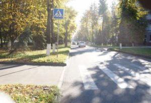 В Смоленске  инкассаторский автомобиль сбил пенсионерку