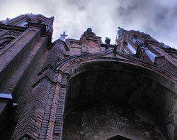 В католическом приходе Смоленска идёт непрерывная месса