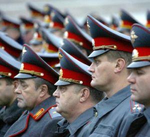 Смоленская милиция переведена на усиленный вариант несения службы