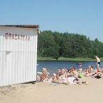 В Смоленске на озере Ключевом спасли двух девочек-подростков
