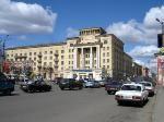 Площадь Победы в Смоленске станет «непроездной»