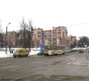 В горадминистрации Смоленска ответят на вопросы о движении по проспекту Гагарина