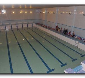 В  Смоленске  после  реконструкции  открыт  бассейн  «Волна»