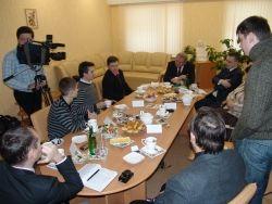 Смоленский губернатор встретился с блогерами
