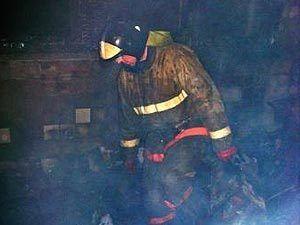 При пожаре на Смоленской обувной фабрике никто не пострадал