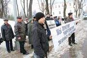 В Смоленске устроили пикет против строительства детского кафе