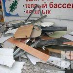В Смоленске скончалась одна из пострадавших во время взрыва бани