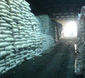 Сычевское сельхозпредприятие хранило химикаты вместе с зерном