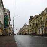 В Подмосковье в аварию попала маршрутка Смоленск-Москва