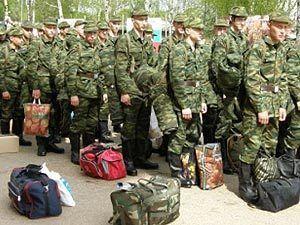 Более 1000 призывников из Cмоленской области уклоняются от военной службы