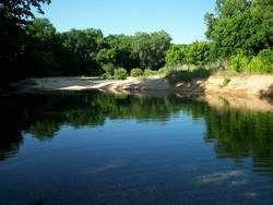 В Смоленской области в реке Каспля утонула семья