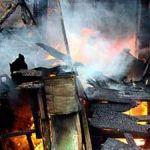 В Смоленске во время пожара погиб ребёнок