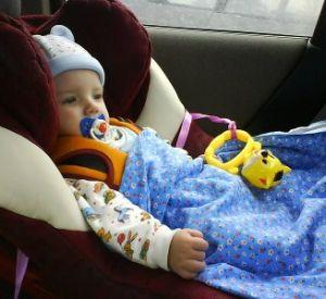 С начала года в регионе зарегистрировано 43 автоаварии с участием детей