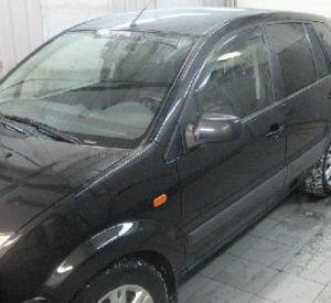 Расстреляли автомобиль сотрудницы Управления судебного Департамента Смоленской области